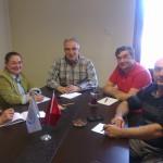 >>>İş Sağlığı ve Güvenliği Komisyonu Toplantısı