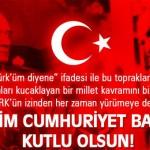 >>> 29 Ekim Cumhuriyet Bayramı Kutlu Olsun