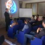 """>>> Prof.Dr. Ali Ercan ile """"Enerji ve Çevre"""" Gerçekleştirildi.."""